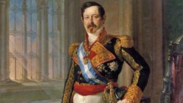 Ramón María Narváez, primer duque de Valencia, por Vicente López Portaña. 1849.