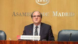 Gabilondo, dispuesto a ser candidato en una posible moción de censura a Cifuentes