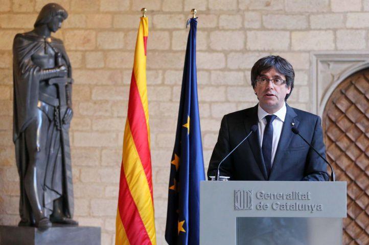 Prisión preventiva para Puigdemont mientras se resuelve su extradición