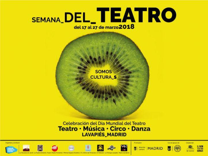 Actividades gratuitas por el Día Mundial del Teatro
