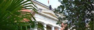 Queda inaugurado el solemne edificio de la RAE