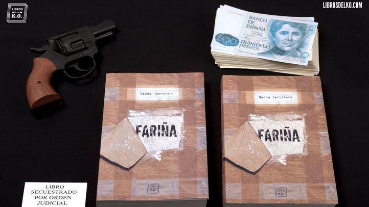 La web donde leer Fariña a través de El Quijote, cerrada