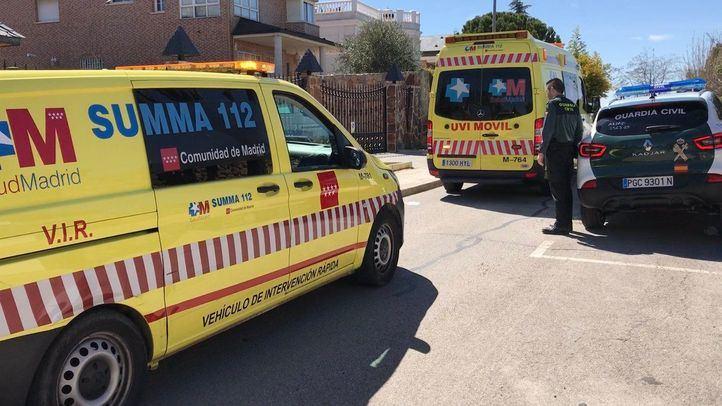 Herida una niña de dos años tras caer a una piscina
