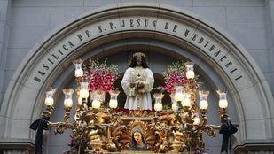 Madrid pasea la crucifixión de Jesús