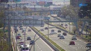 Operación Salida: tráfico fluido después de las retenciones