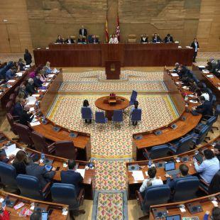 La Asamblea decide este lunes si crea la Comisión sobre el amianto en el Metro