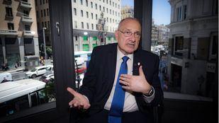 Luis Martínez Hervás, actual alcalde de Parla.
