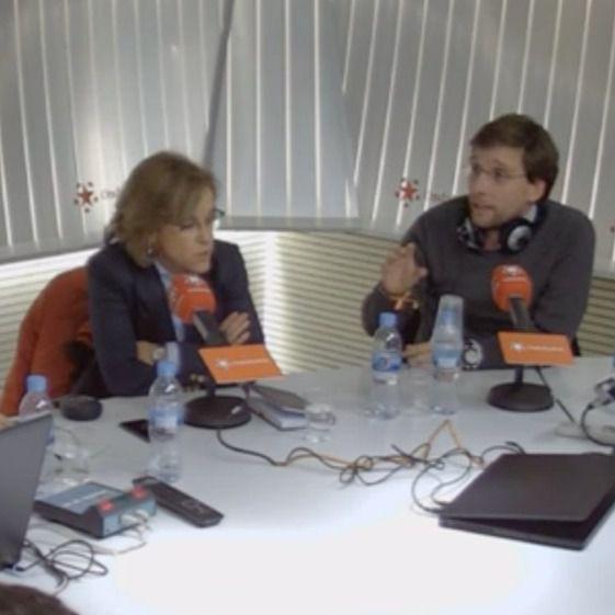 Martinez-Almeida y Causapié, cara a cara en Onda Madrid