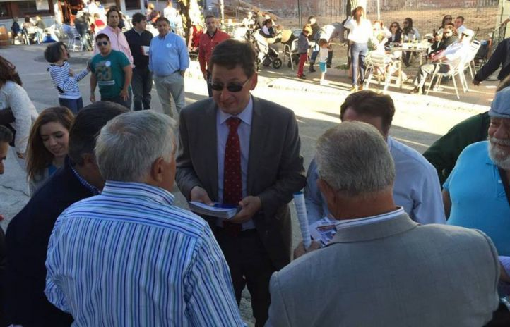 Franco presiona a Cifuentes para que haga dimitir ya al alcalde de Guadalix