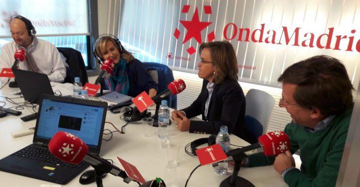 Causapié denuncia la credibilidad de Cifuentes y Almeida defiende su presunción de inocencia