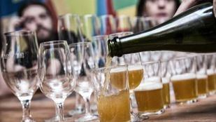 Más de 400 cervezas artesanas se dan cita en Lavapiés