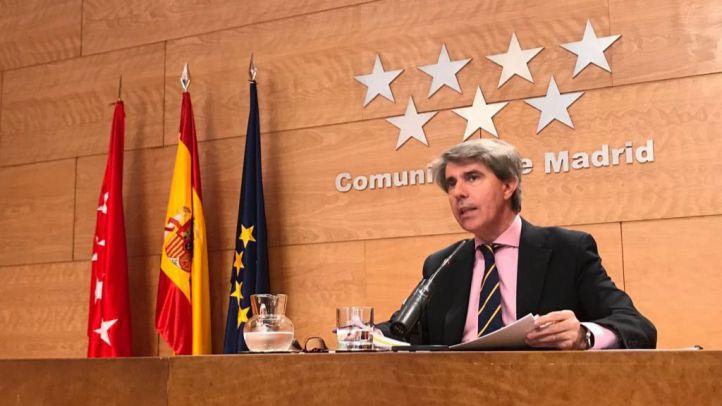 Garrido no aclara si el TFM de Cifuentes 'aparecerá' en el Pleno