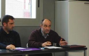 Alberto Olayo, concejal errejonista de Cambiemos Parla.