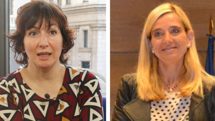 Cati Rodríguez y Mariola Vargas, debate de alcaldesas en Onda Madrid