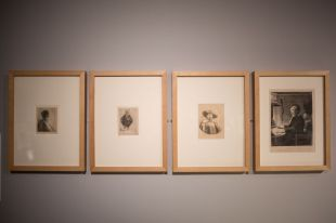 Los grabados inéditos de Rembrandt se exponen en el Lázaro Galdiano