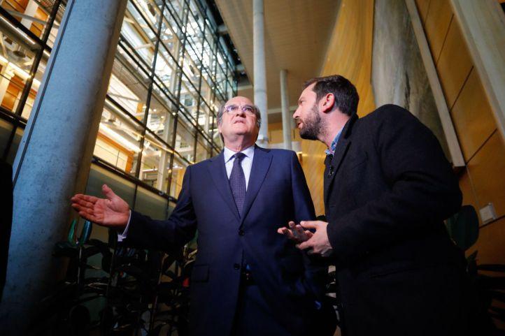 El PSOE ignora a Cs y registrará su moción en las próximas horas