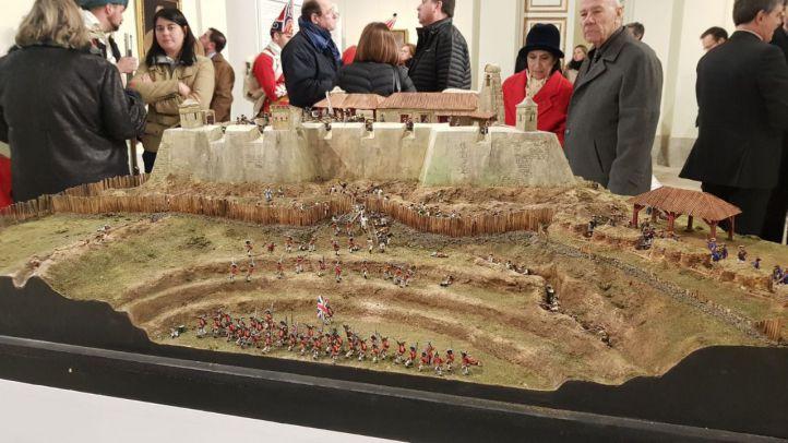La mayor exposición sobre Blas de Lezo, en Boadilla del Monte