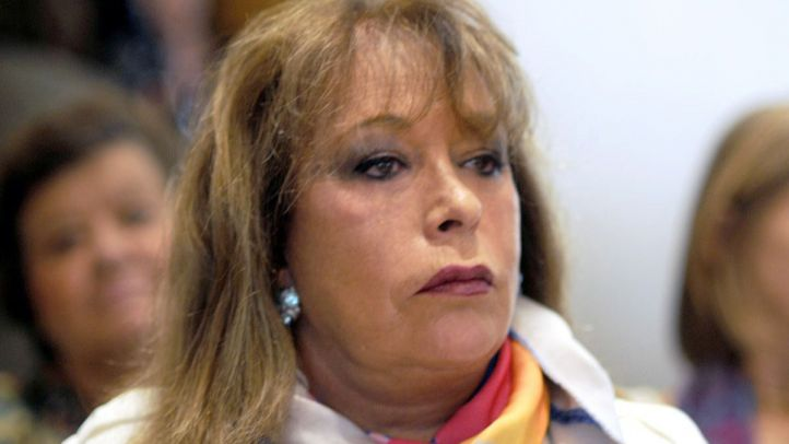 La cantante Massiel.