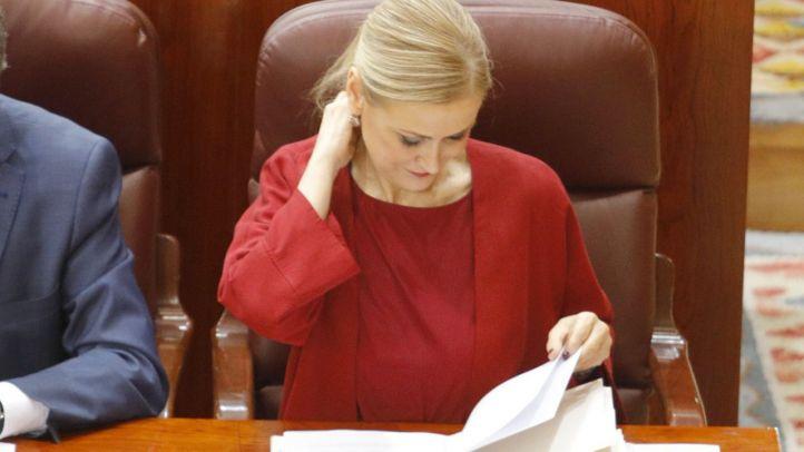 La presidenta del tribunal del TFM reconoce que no firmó el acta