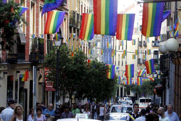 Casi 6.000 incidentes homófobos en 2017