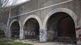 Tetuán sale al rescate del acueducto de Valdeacederas
