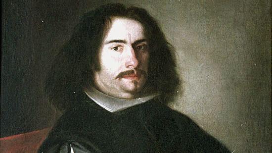 Retrato del dramaturgo español Agustín Moreto y Cavana.
