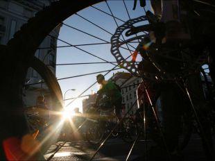 Se disparan las multas a ciclistas