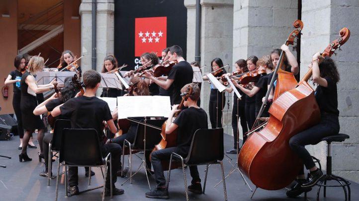 Inauguración de la XI edición de 'La Noche de los Teatros'