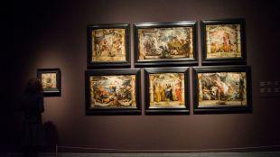 El Prado acoge los bocetos de Rubens