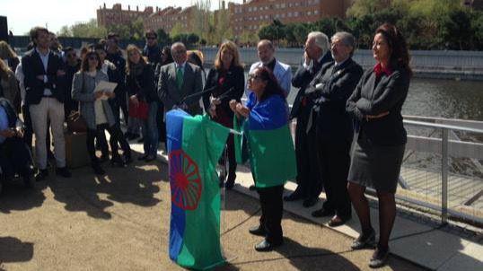 Celebración del Día Internacional del Pueblo Gitano