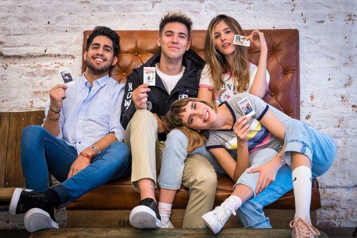 El Corte Inglés presenta su moda de juventud a través de la primera serie creada en España para Instagram