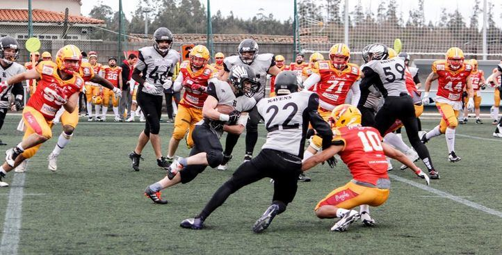 Santiago Black Ravens vs Rivas Osos