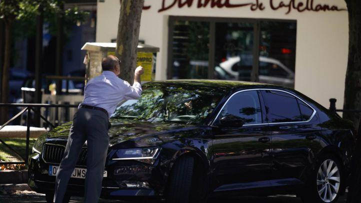 Cabify choca con la EMT en un intento de sellar la paz con los taxistas