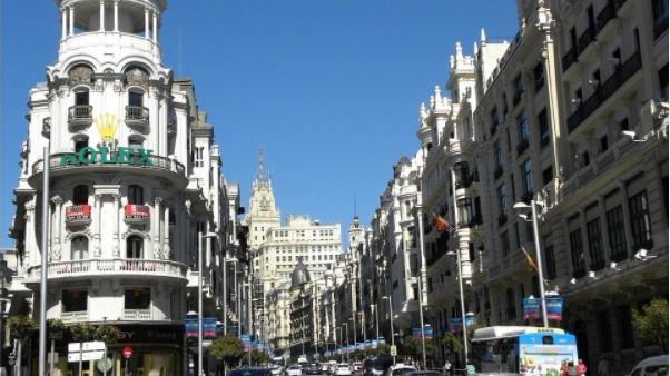 ¿Buscas un hotel en Madrid?