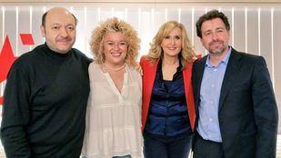 Los alcaldes de Aranjuez y Rivas, en Com.Permiso.