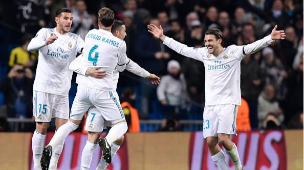 El Real Madrid, de nuevo contra el Bayern