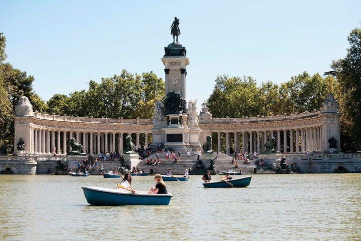 El eje Prado-Retiro, candidato a Patrimonio de la Humanidad