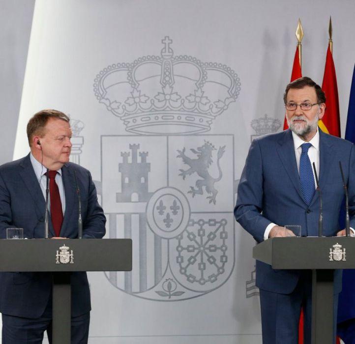 Rajoy evita otra vez dar un apoyo firme a la presidenta