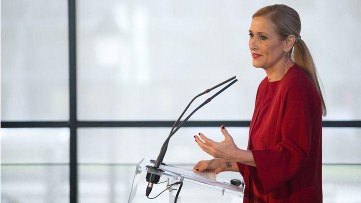 #MeQuedoConCifuentes: el PP se vuelca con su presidenta en Twitter