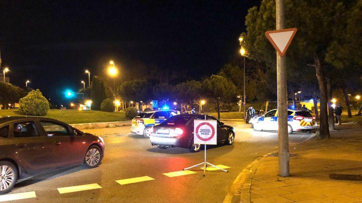 Detenidos cinco conductores por conducir bebidos