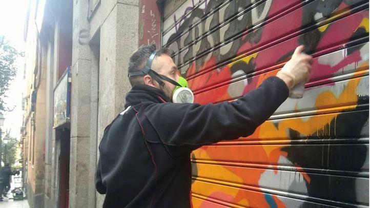 El arte inunda la capital con 'Pinta Malasaña'