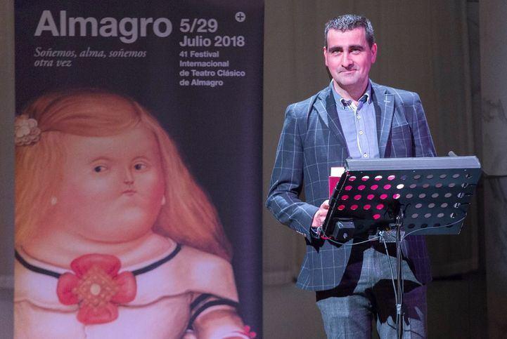 Ignacio García, director del Festival de Almagro
