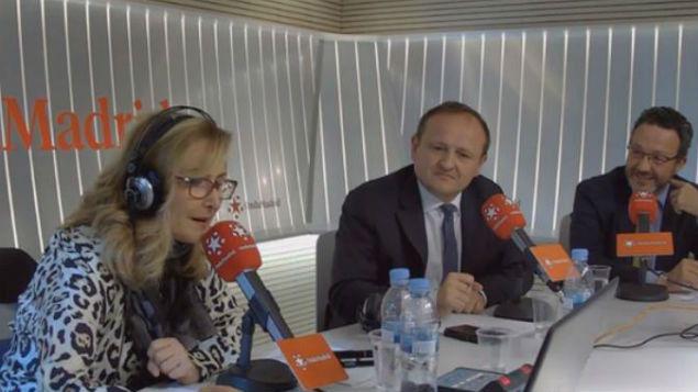 """Redondo y Henríquez de Luna coinciden en los """"problemas de gestión"""" de Ahora Madrid"""