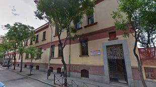 Edificio de la calle Fernández de los Ríos, 37, en el barrio de Arapiles.