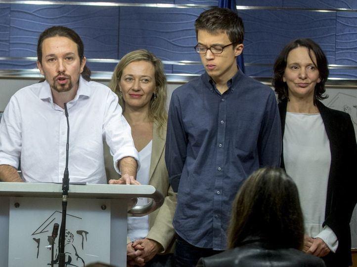 Bescansa propone un pacto a Errejón para 'asaltar' Podemos
