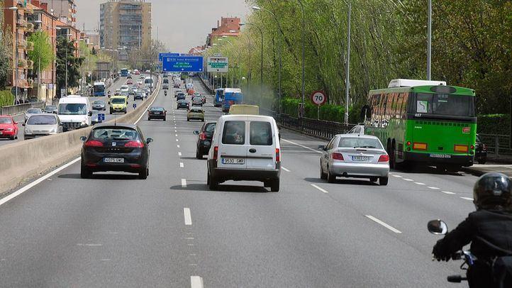 El Paseo de Extremadura tendrá un radar de tramo a finales de año
