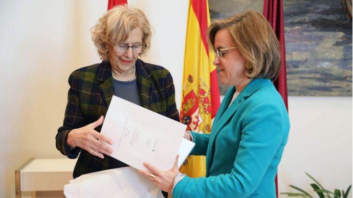 El PSOE ofreció a Carmena encabezar su candidatura