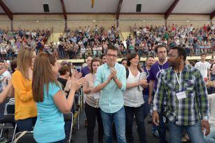 Bescansa declina sumarse a la lista de Errejón para no perjudicar a Podemos