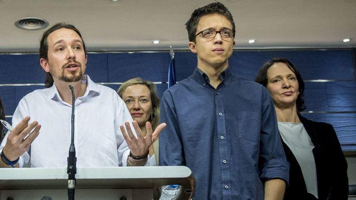 Silencio en Podemos: el 'pablismo' se repliega tras el amago de Bescansa