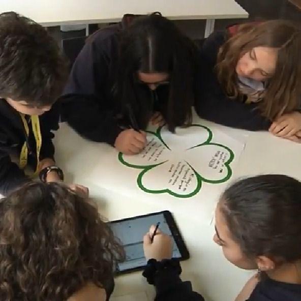 Los alumnos de ECM toman la palabra en el futuro de la educación